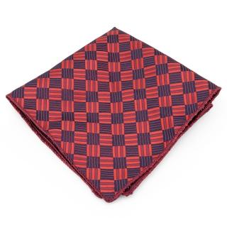 Купить красный платок в клетку