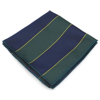Нагрудный платок #073 (зеленый)