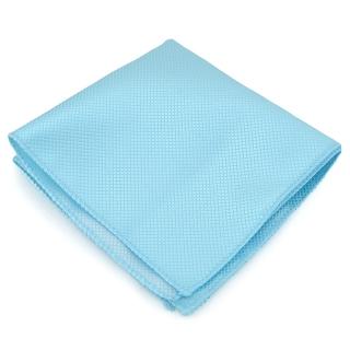 Нагрудный платок #080 (бирюзовый)