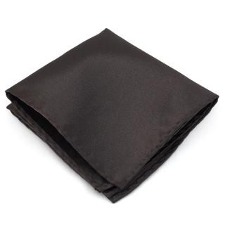 Нагрудный платок #085 (темно-коричневый)