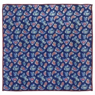 Нагрудный платок #090 (огурцы)