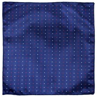 Нагрудный платок #092 (синий)