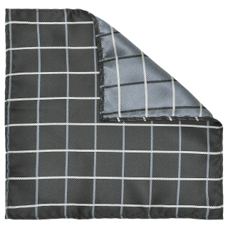 Купить платок черного цвета с принтом