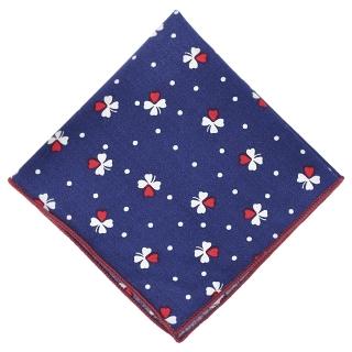 Нагрудный платок #120 (клевер)