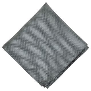 Нагрудный платок серого цвета