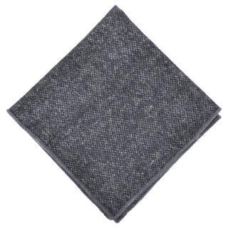 Нагрудный платок черного цвета