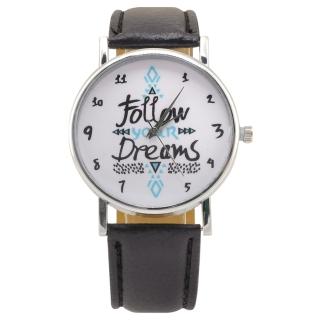 Наручные часы #041 (черные)