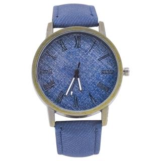 Наручные часы #035 (синие)