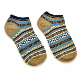 Купить цветные укороченные носки с принтом