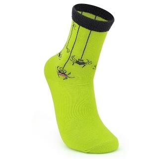 Купить зеленые носки пауков.