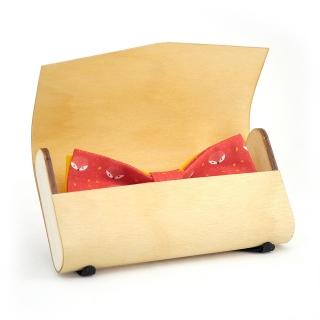 Подарочная коробка из дерева