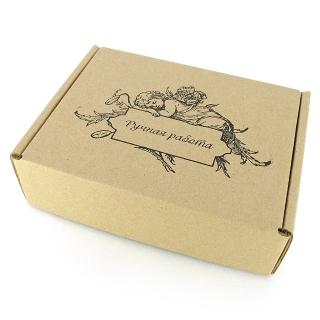 Купить подарочную коробку с наполнителем