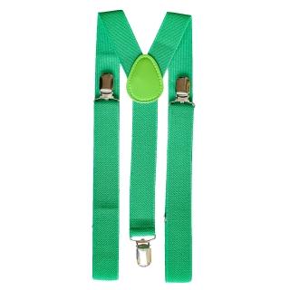 Подтяжки #017 (зеленые)