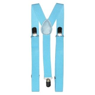 Подтяжки #032 (голубые)