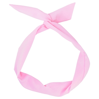 Повязка солоха #080 (розовая)