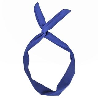 Повязка солоха #083 (синяя)