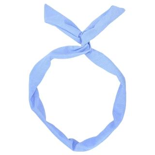 Повязка солоха #085 (голубая)