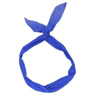 Повязка солоха #087 (синяя)