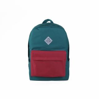 Рюкзак #005 (бирюзово-розовый)