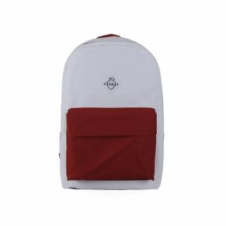 Рюкзак #008 (красно-белый)