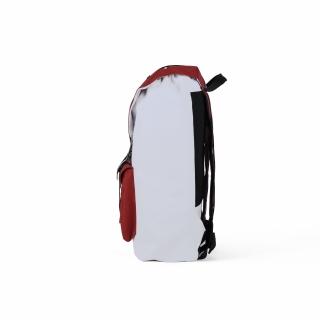 Купить красно-белый рюкзак