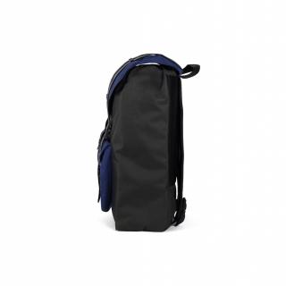 Купить черно-синий рюкзак