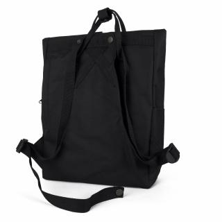 Рюкзак #018 (Роллтоп – Черный)