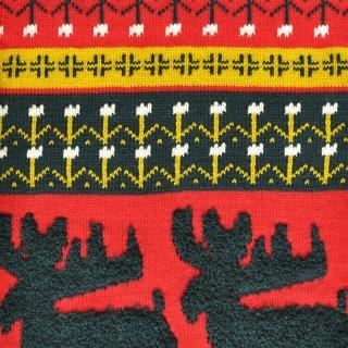Купить скандинавский шарф из шерсти