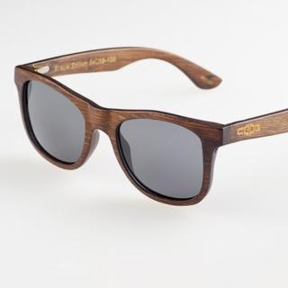 Солнцезащитные очки #007 (дерево)