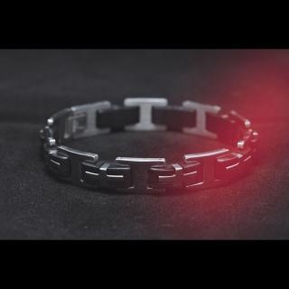 Купить стальной мужской браслет