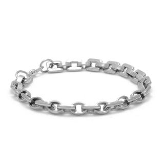 Купить стальной браслет цепочка