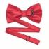 Малиновая бабочка галстук thumb