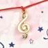 Купить браслет желаний скрипичный ключ thumb