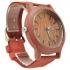 Деревянные часы из натурального дерева thumb