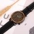 Высококачественные часы из натурального дерева. thumb