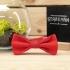 Красная детская галстук-бабочка thumb