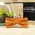 Оранжевая галстук-бабочка детская thumb