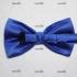 Галстук-бабочка #016 (синяя) thumb