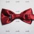 Купить бордовую галстук-бабочку thumb