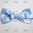 Модная голубая галстук-бабочка thumb