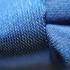 Однотонная синяя бабочка thumb