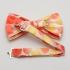 Яблочная галстук-бабочка на застежке thumb