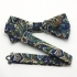 Узорчатая галстук-бабочка на застежке thumb