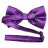 Купить фиолетовую фактурную бабочку thumb