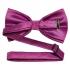 Купить фиолетовую галстук бабочку thumb