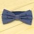 Недорогая стильная галстук-бабочка на застежке с вставками в виде муравья thumb