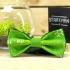 Зеленая бабочка с химическим принтом thumb