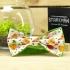 Купить галстук-бабочку с пиццей thumb