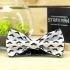 Купить галстук-бабочку с черными усами thumb