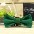 Купить зеленую галстук-бабочку thumb